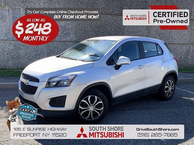 2016 Chevrolet Trax LS for sale in Freeport, NY