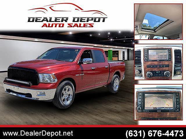 2009 Dodge Ram 1500 Laramie for sale in Centereach, NY
