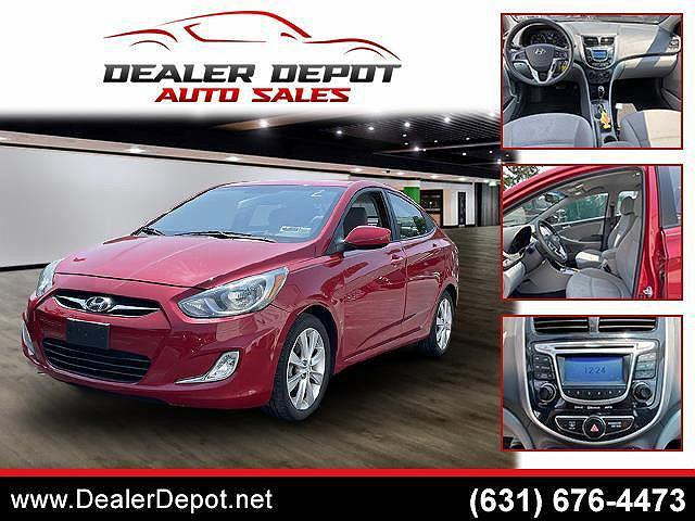 2013 Hyundai Accent GLS for sale in Centereach, NY