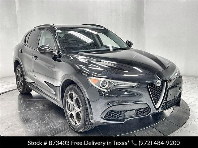 2018 Alfa Romeo Stelvio Sport for sale in Plano, TX