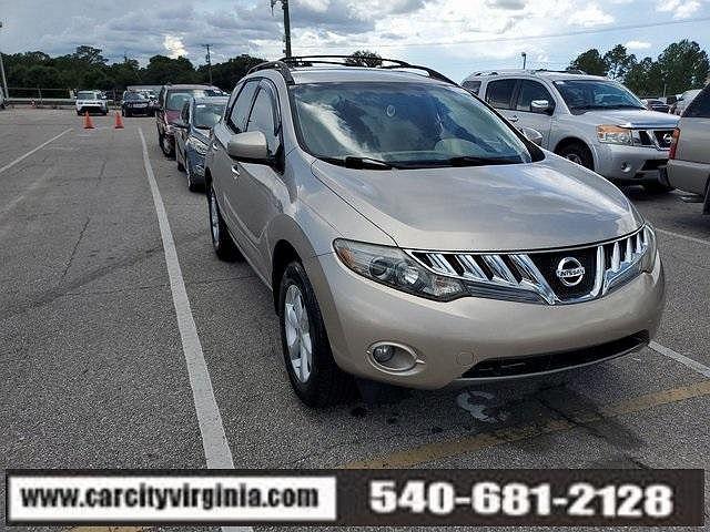 2010 Nissan Murano for sale near Fredericksburg, VA