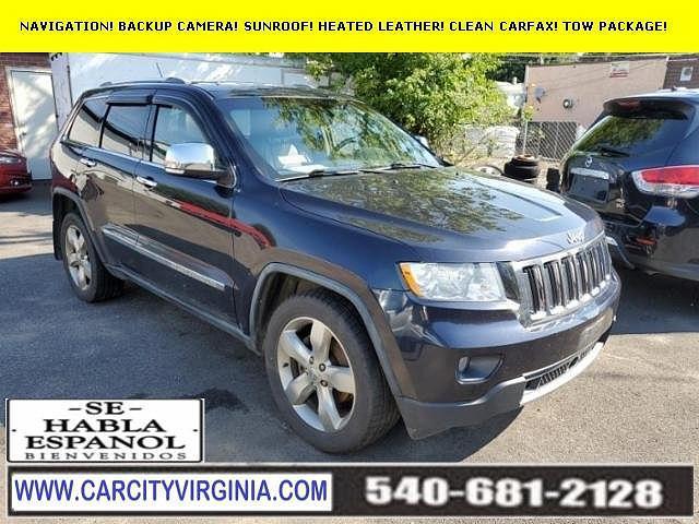 2011 Jeep Grand Cherokee Limited for sale in Fredericksburg, VA