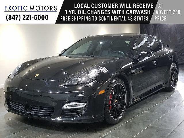 2013 Porsche Panamera Turbo for sale in Rolling Meadows, IL
