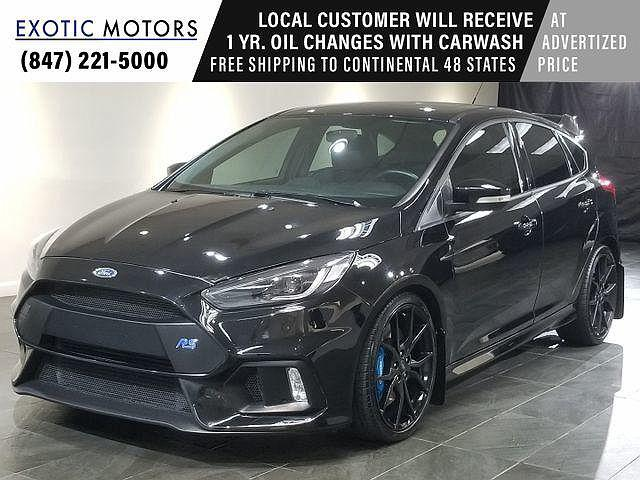 2017 Ford Focus RS for sale in Rolling Meadows, IL