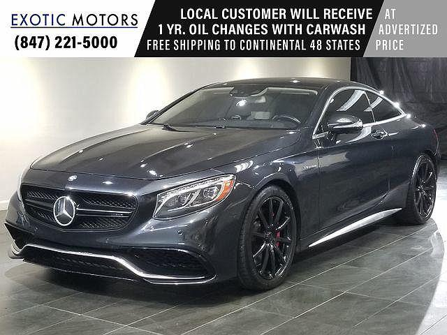 2015 Mercedes-Benz S-Class S 63 AMG for sale in Rolling Meadows, IL