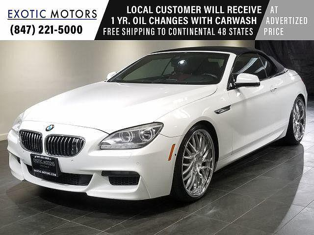 2014 BMW 6 Series 650i for sale in Rolling Meadows, IL