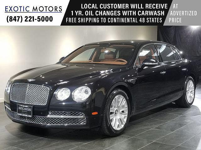 2014 Bentley Flying Spur 4dr Sdn for sale in Rolling Meadows, IL