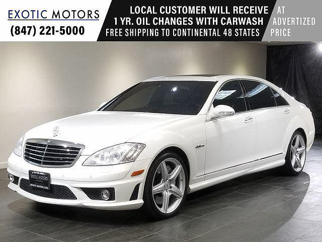 2009 Mercedes-Benz S-Class 6.3L V8 AMG for sale in Rolling Meadows, IL