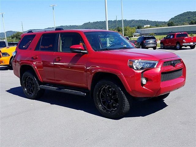 2019 Toyota 4Runner SR5/TRD Off Road for sale in Ringgold, GA