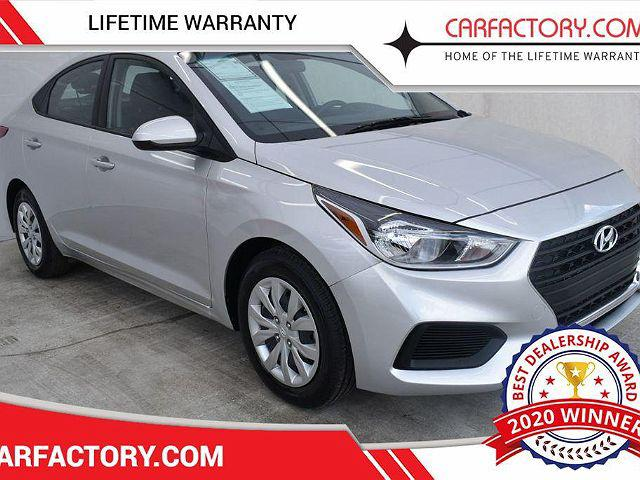 2021 Hyundai Accent SE for sale in Lake Worth, FL