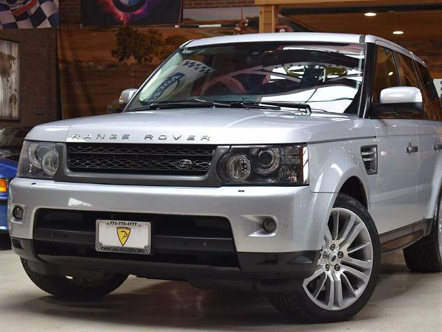 2010 Land Rover Range Rover Sport HSE LUX for sale in Summit, IL