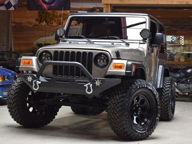 2003 Jeep Wrangler X for sale in Summit, IL