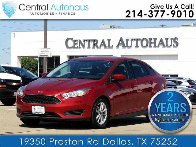 2018 Ford Focus SE for sale in Dallas, TX