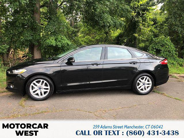 2015 Ford Fusion SE for sale in Manchester, CT