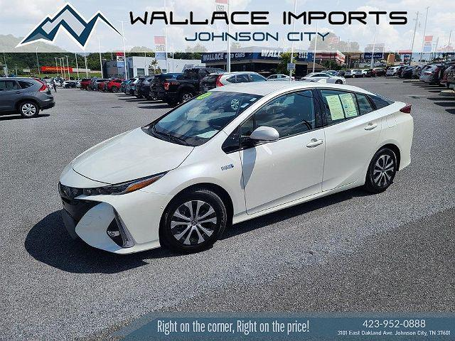 2020 Toyota Prius Prime Limited for sale in Johnson City, TN