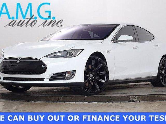 2013 Tesla Model S 4dr Sdn for sale in Somerville, NJ