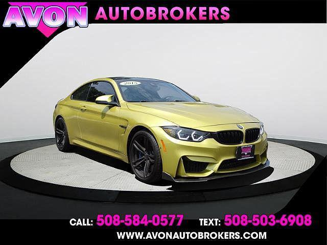2015 BMW M4 2dr Cpe for sale in Avon, MA