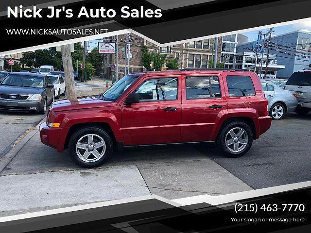 2008 Jeep Patriot for sale near Philadelphia, PA