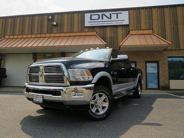 2012 Ram 3500 Laramie for sale in Springfield, VA