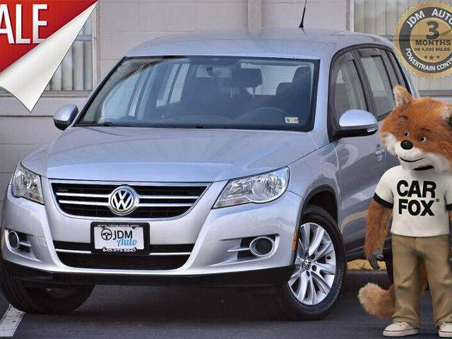 2009 Volkswagen Tiguan for sale near Fredericksburg, VA