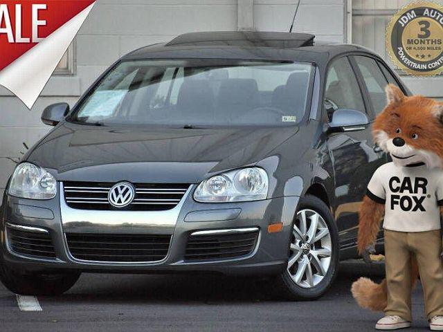 2010 Volkswagen Jetta Sedan for sale near Fredericksburg, VA