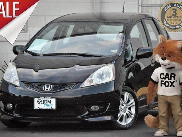 2009 Honda Fit Sport for sale in Fredericksburg, VA