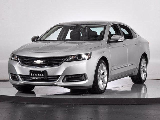 2016 Chevrolet Impala LTZ for sale in Dallas, TX