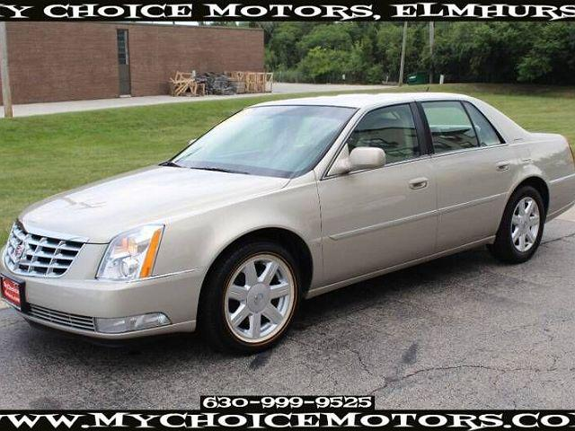 2007 Cadillac DTS V8 for sale in Elmhurst, IL