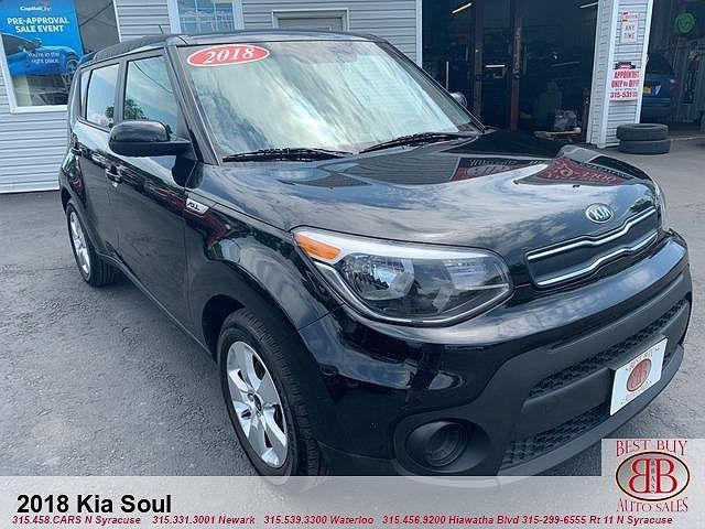 2018 Kia Soul Base for sale in Syracuse, NY