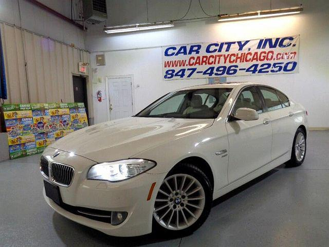 2012 BMW 5 Series 535i xDrive for sale in Palatine, IL