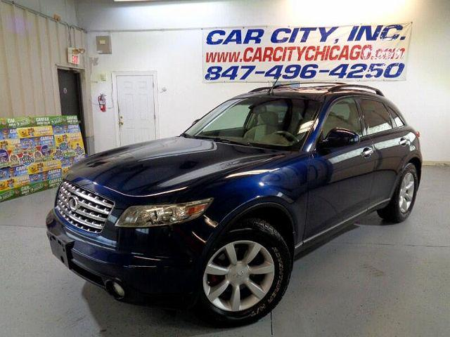 2005 INFINITI FX35 4dr AWD for sale in Palatine, IL