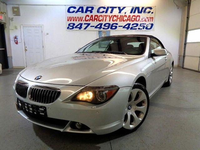 2006 BMW 6 Series 650Ci for sale in Palatine, IL