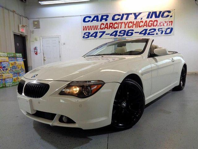 2007 BMW 6 Series 650i for sale in Palatine, IL