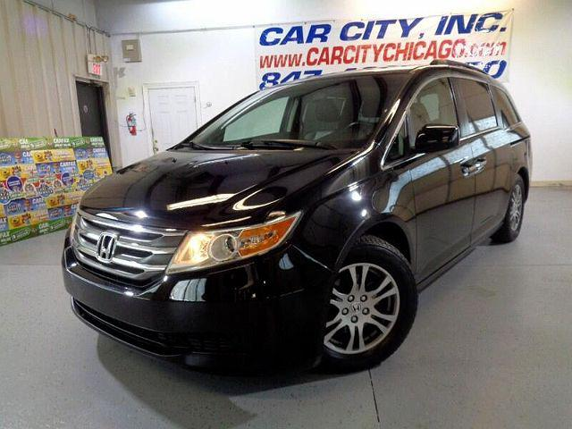 2012 Honda Odyssey EX-L for sale in Palatine, IL