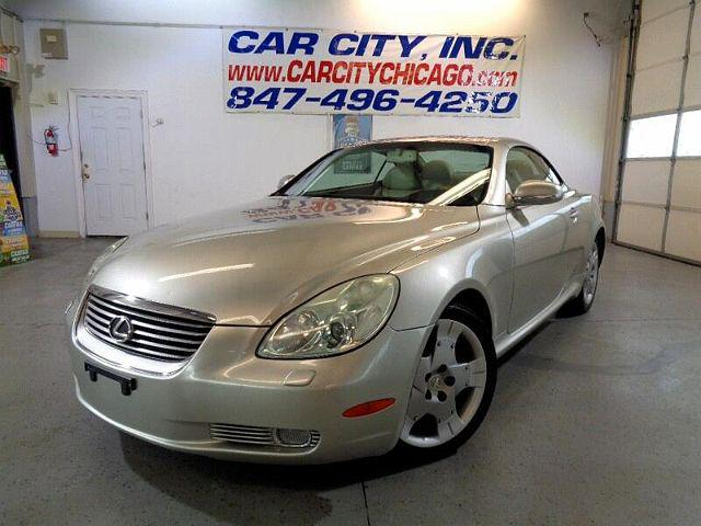 2002 Lexus SC 430 2dr Convertible for sale in Palatine, IL