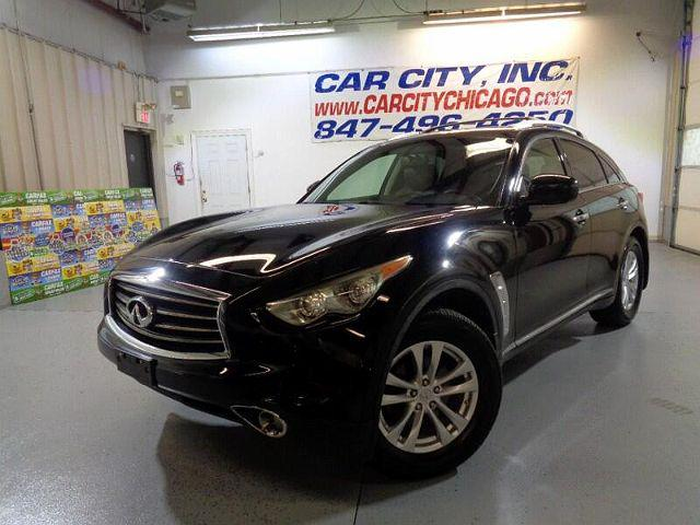 2012 INFINITI FX35 AWD 4dr for sale in Palatine, IL