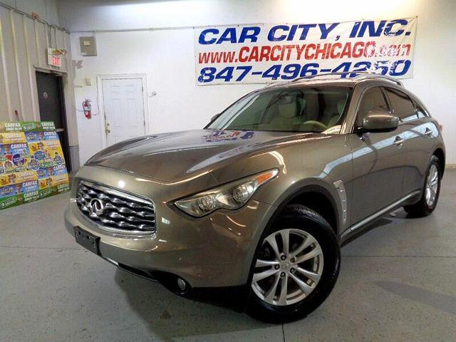 2011 INFINITI FX35 AWD 4dr for sale in Palatine, IL