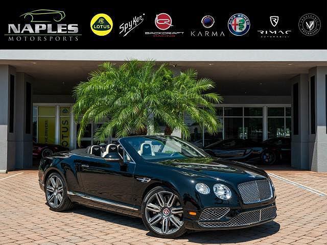 2017 Bentley Continental GT V8 for sale in Naples, FL