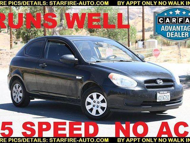 2008 Hyundai Accent GS for sale in Santa Clarita, CA