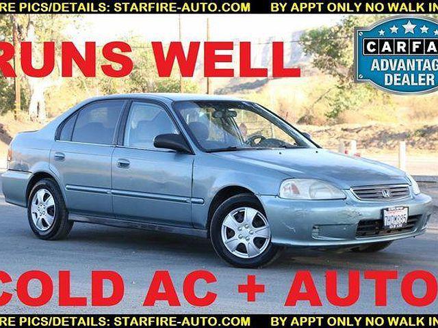 2000 Honda Civic VP for sale in Santa Clarita, CA