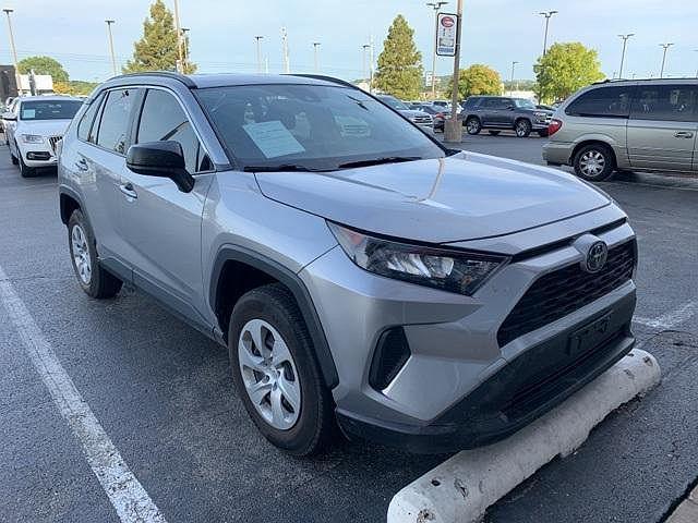 2019 Toyota RAV4 LE for sale in Tulsa, OK