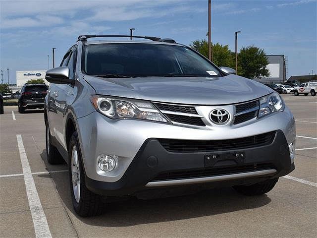 2014 Toyota RAV4 XLE for sale in Tulsa, OK