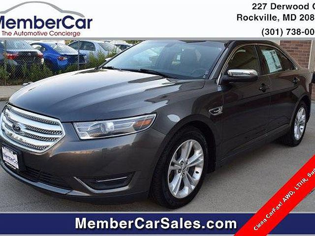 2015 Ford Taurus SEL for sale in Rockville, MD