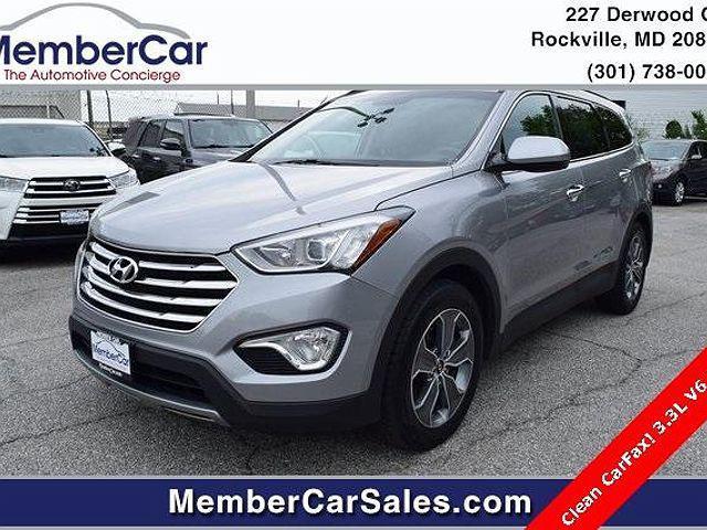 2016 Hyundai Santa Fe SE for sale in Rockville, MD