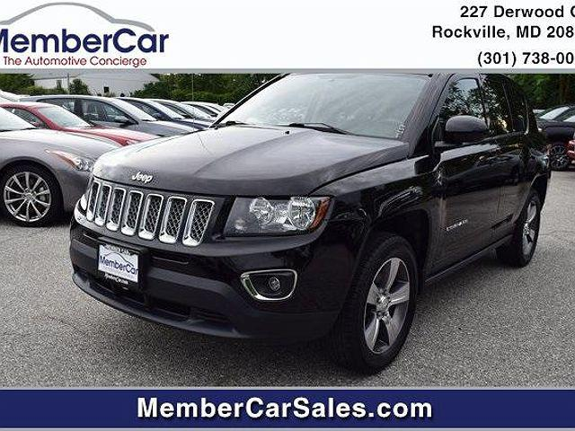 2016 Jeep Compass High Altitude Edition for sale in Rockville, MD