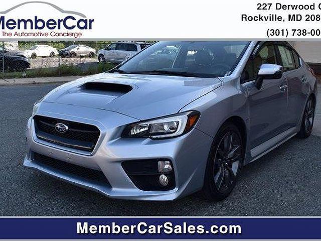 2016 Subaru WRX Limited for sale in Rockville, MD