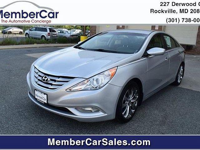 2013 Hyundai Sonata SE for sale in Rockville, MD