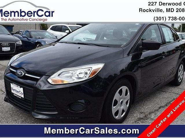 2013 Ford Focus S for sale in Rockville, MD