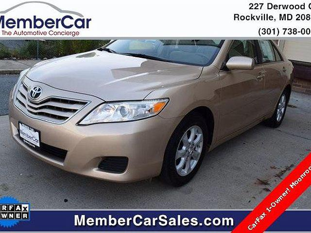 2010 Toyota Camry LE for sale in Rockville, MD