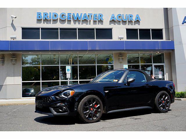 2018 Fiat 124 Spider Abarth for sale in Bridgewater, NJ